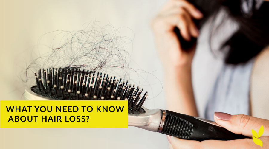 What you need to know about Hair Loss